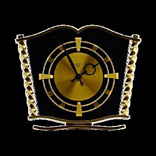 SALE BAYARD French Art Deco 8 Days clock late 1930s
