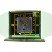 SALE JAZ French Art Deco Clock 1930