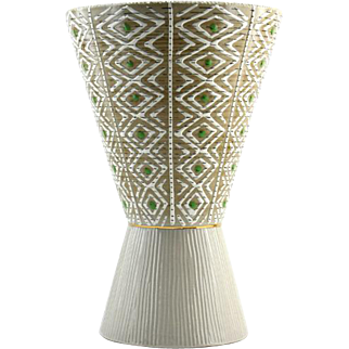 SALE Jacques BREUGNOT French Ceramic Vase late 1950s