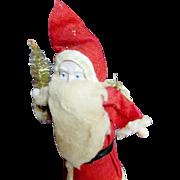 """SALE 10"""" Large Vintage Occupied Japan Santa Figure"""