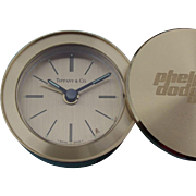 SALE Tiffany & Co Clock ~ Phelps Dodge