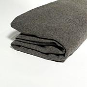 SALE WW II Wool  Army  Blanket Stamped U S