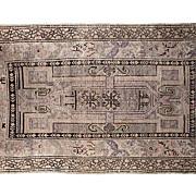 SALE Antique Turkish Oushak Rug