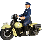 """Department 56 """"Classic Harley-Davidson Motorcycle"""""""