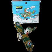 Mattel Snoopy Skediddler with Sopwith Camel LIddle Kiddle