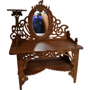 Antique French Dressing table majorelle type