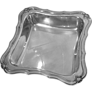 Cardeilhac Fabulous French Sterling Silver Serving or Vegetable Dish Shells
