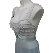 Vintage Schiaparelli Designer Nightgown