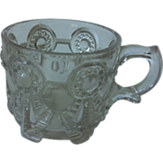 SALE EAPG Alabama State Series Cup US Glass 1892