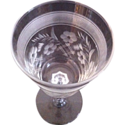 SALE Libbey Rock Sharpe Caprice #3006 Water Goblets