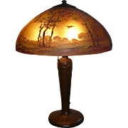 Handel 6953 Birds in Flight lamp