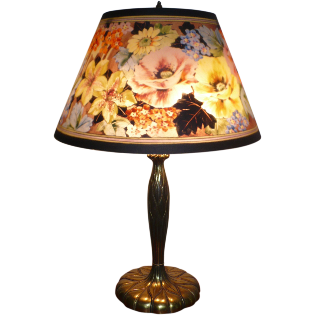 Pairpoint Directorie Lamp From Antiquecollectiblelamps On