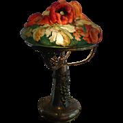 Pairpoint poppy lamp