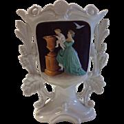 Bennington High Relief Vase