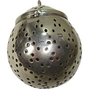 Frank Whiting Sterling Tea Ball or Infuser