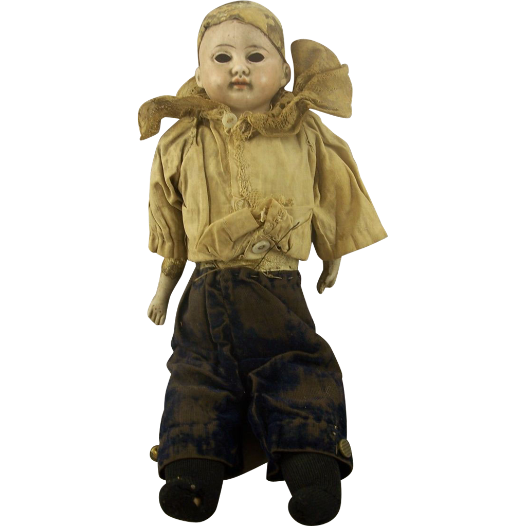 19th Century Antique French Or German Doll From Rubylane