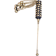 Art deco decorative hatpin from the 20's - 30's