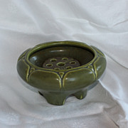 Rookwood Bowl with Frog  , 1920