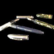 Set of 3 fountain pens