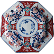 REDUCED A 19th century Chinese antique imari Dish
