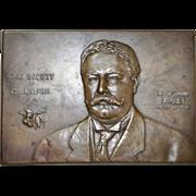 SOLD Ohio Society of Philadelphia Medallion c.1912