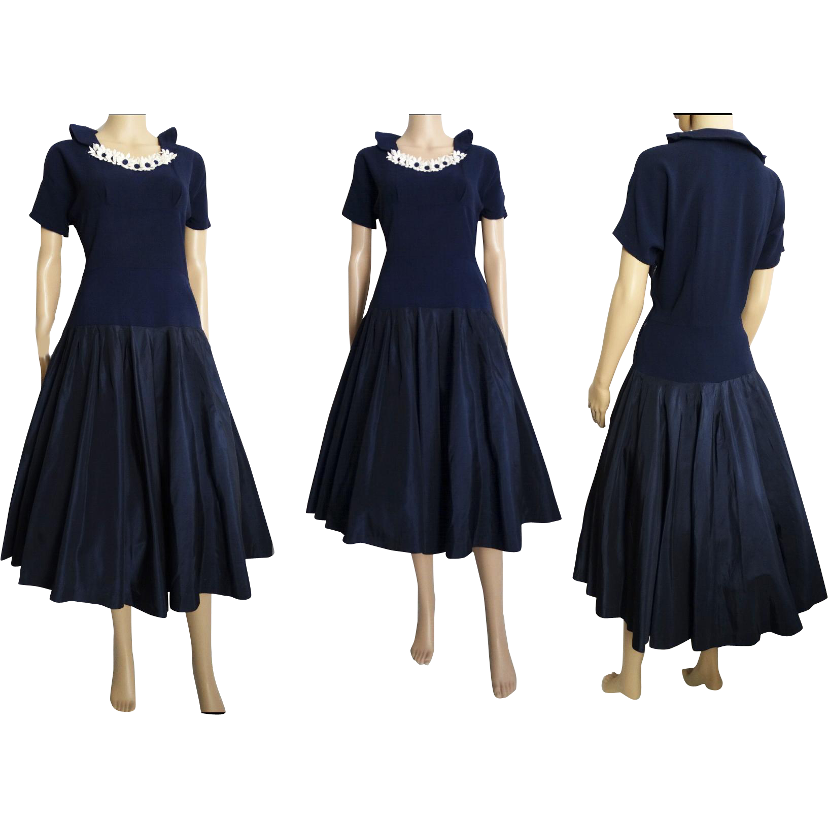 40 S Vintage Dresses