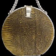 Vintage 1920s purse//20s Purse//Lizzard Skin//Art Deco//Art Nouveau//Steampunk