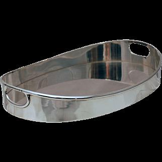 SALE Tiffany & Co. Sterling Silver Heavyweight Tray