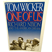 One Of Us By Tom Wicker
