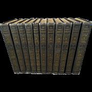 The Pocket University 1921 Edition Set Of 11
