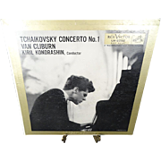 Tchaikovsky Concerto No 1 with Pianist Van Cliburn and Kiril Kondrashin