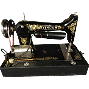 Singer Model 27 Electric Sewing Machine 1905 Serial #B1249413