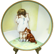 "The Hamilton Collection ""In Disgrace"" Collectors Plate"