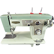 Riccar Sewing Machine Vintage Model With No Foot Pedal