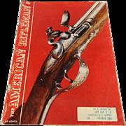 American Rifleman Magazine April 1960