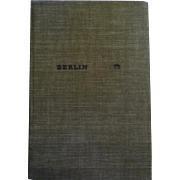 Berlin Diary The Journal of a Foreign Correspondent 1934-1941 by William Shirer 1941