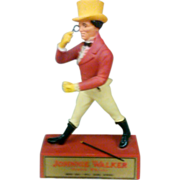 SALE Johnnie Walker Scotch Whisky Advertising Display Figurine