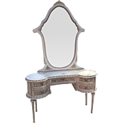 19th century French original make up table