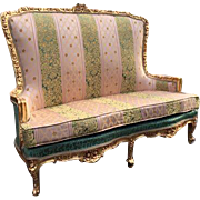 unique stylish sofa/settee French marquise