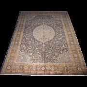 Persian handmade Tabriz Carpet , Oriental Rug , Azerbaijan Province , Northwest Persia circa .