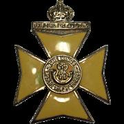 SALE Royal Riffle Corps Agnew Jewelry British circa. 1950