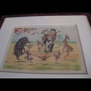 SOLD Listed Artist - Boris O Klein - 1893-1985