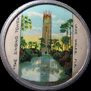 Florida Lake Wales Measure Tape - Singing Tower -