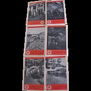 Lehigh Coal  Mine. Set Post Cards Unused