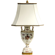 Samson Two Handled Urn Lamp