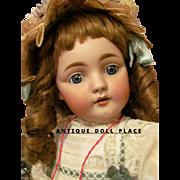 """SALE Sale ~ Rare Big Size to Find! 20"""" Kestner 143 Antique German Doll! Wonderful ..."""