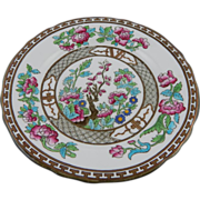 SALE Aynsley Indian Tree Bread and Butter plate