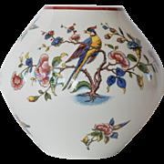 SALE Ceramic vase, Villeroy & Boch Mettlach (Saarland) , 1920 c.