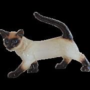 SALE A Goebel, German ,vintage ,Siamese cat, 1979 -1990.