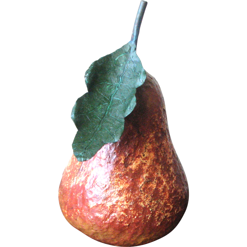 The vintage pear